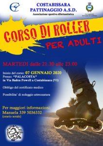 LOCANDINA-ROLLER-ADULTI-7 gennaio - 300-x-400